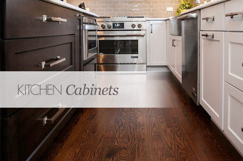Kitchen Cabinet Services Naperville