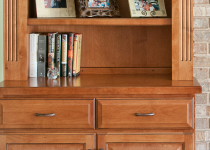 Custom Bookshelves Naperville IL