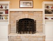Custom Built Fireplace Naperville