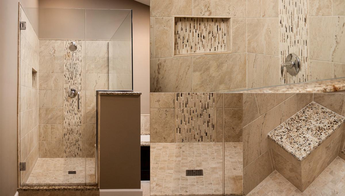 Modernized Master Bathroom Designing Amp Remodeling