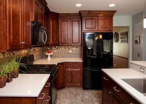 Aurora Transitional Kitchen Design Remodeling
