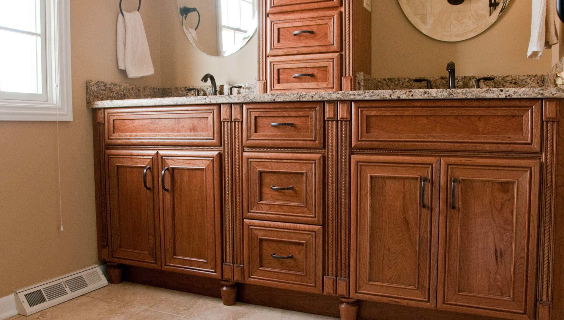 handmade bathroom cabinets custom cabinetry in the bathroom 13068