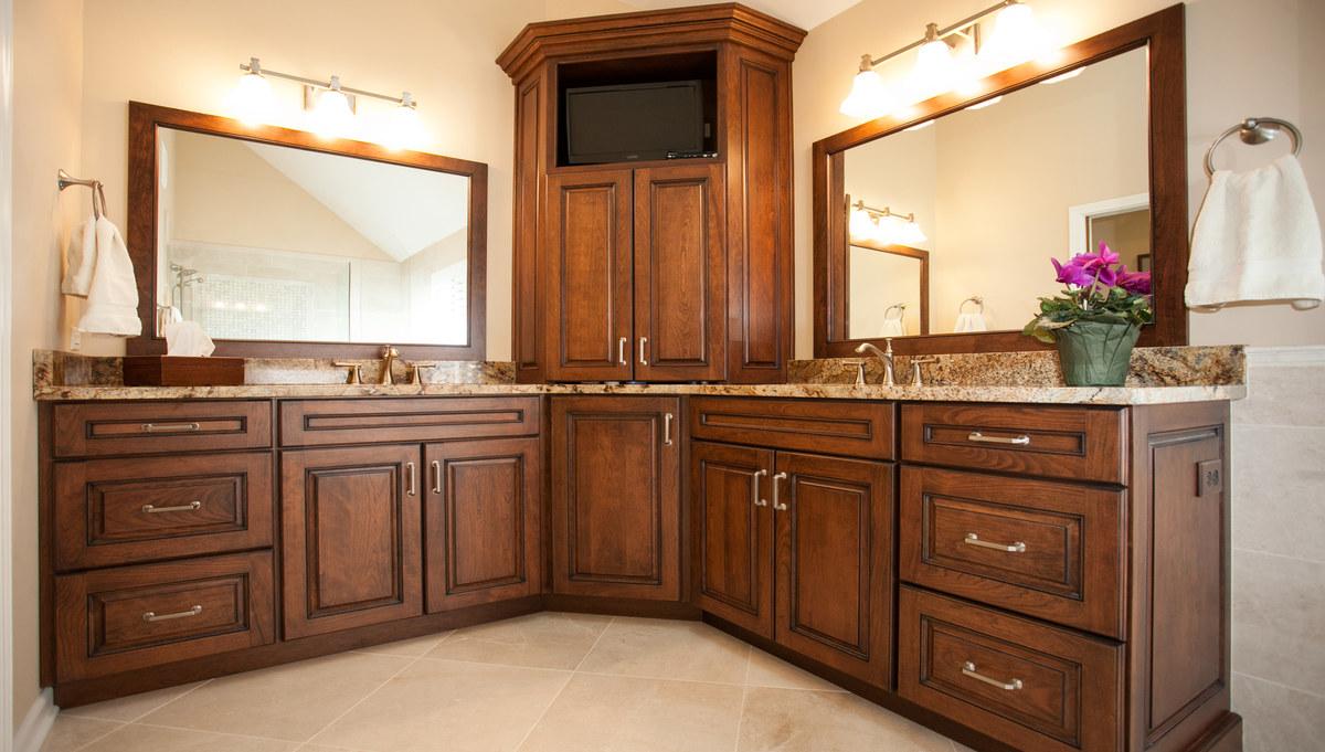 Resplendent Retreat In Glen Ellyn · Bathrooms