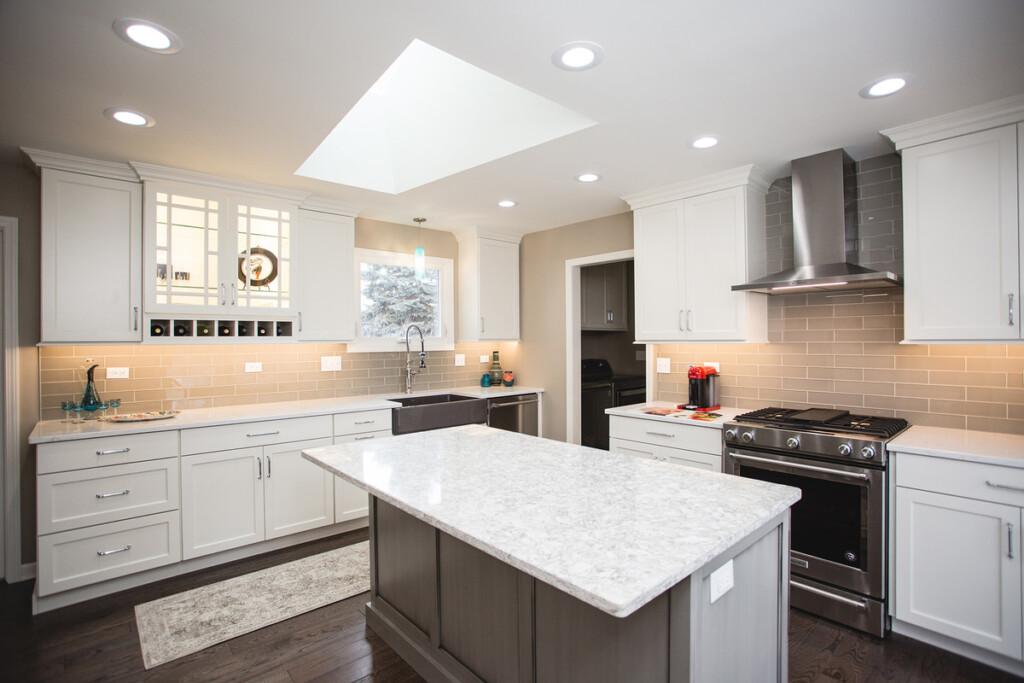 Kitchen Remodeling Naperville River Oak Cabinetry Design